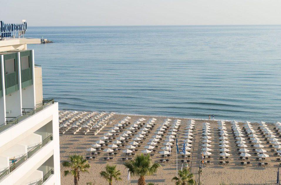AQUILA PORTO RETHYMNO HOTEL – BEACH ROOF VIEW