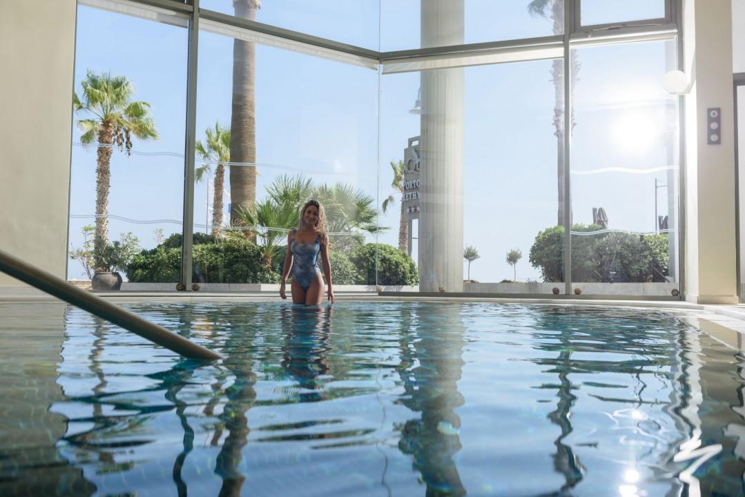 AQUILA PORTO RETHYMNO HOTEL – INDOOR POOL