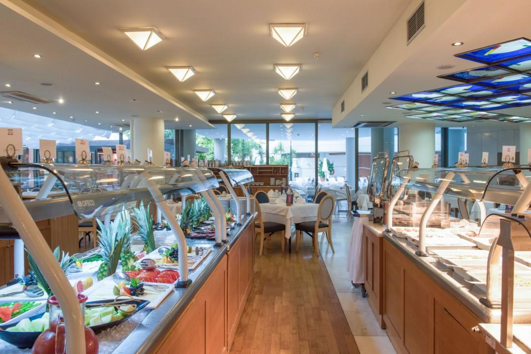 AQUILA PORTO RETHYMNO HOTEL – MAIN RESTAURANT