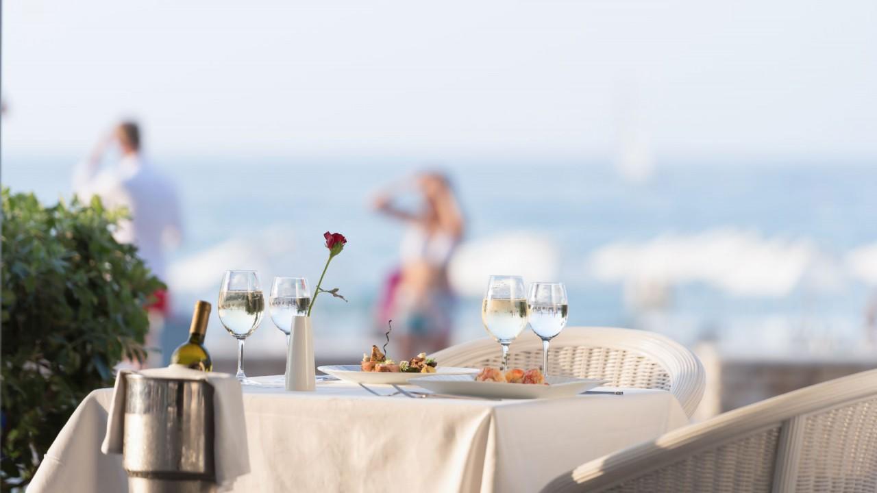 AQUILA PORTO RETHYMNO HOTEL – PIAZZA DI PORTO DINING